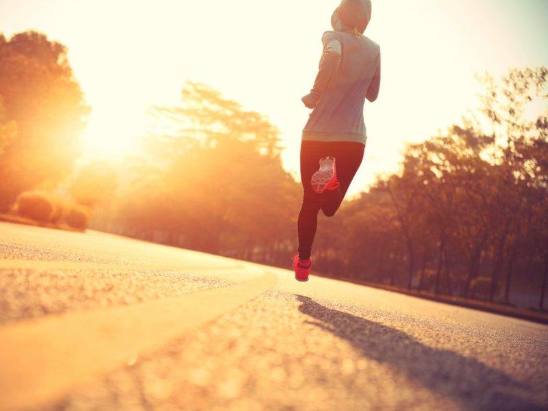 salir a correr en las mananas